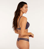 Everyday Lace Thong - Evening Violet - ThirdLove